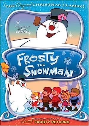 Movie Frosty the Snowman (1969)