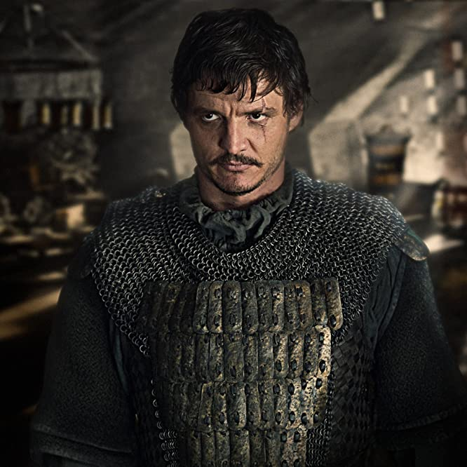 Pedro Pascal in The Great Wall (2016)