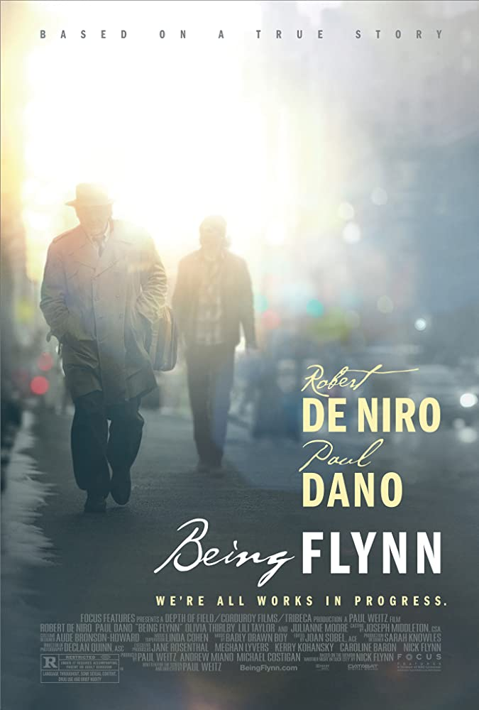 Being Flynn (2012) Hindi Dubbed