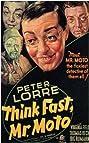 Think Fast, Mr. Moto (1937) Poster