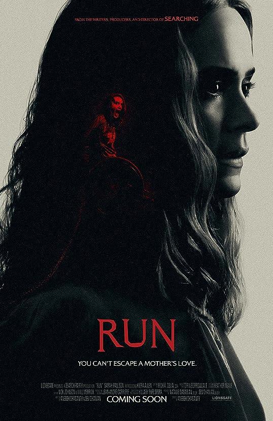 Run (2020) Hindi Dubbed