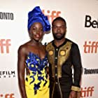 David Oyelowo and Lupita Nyong'o at an event for Queen of Katwe (2016)