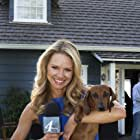 JJ  Snyder in Wiener Dog Internationals with Shelly the dog.