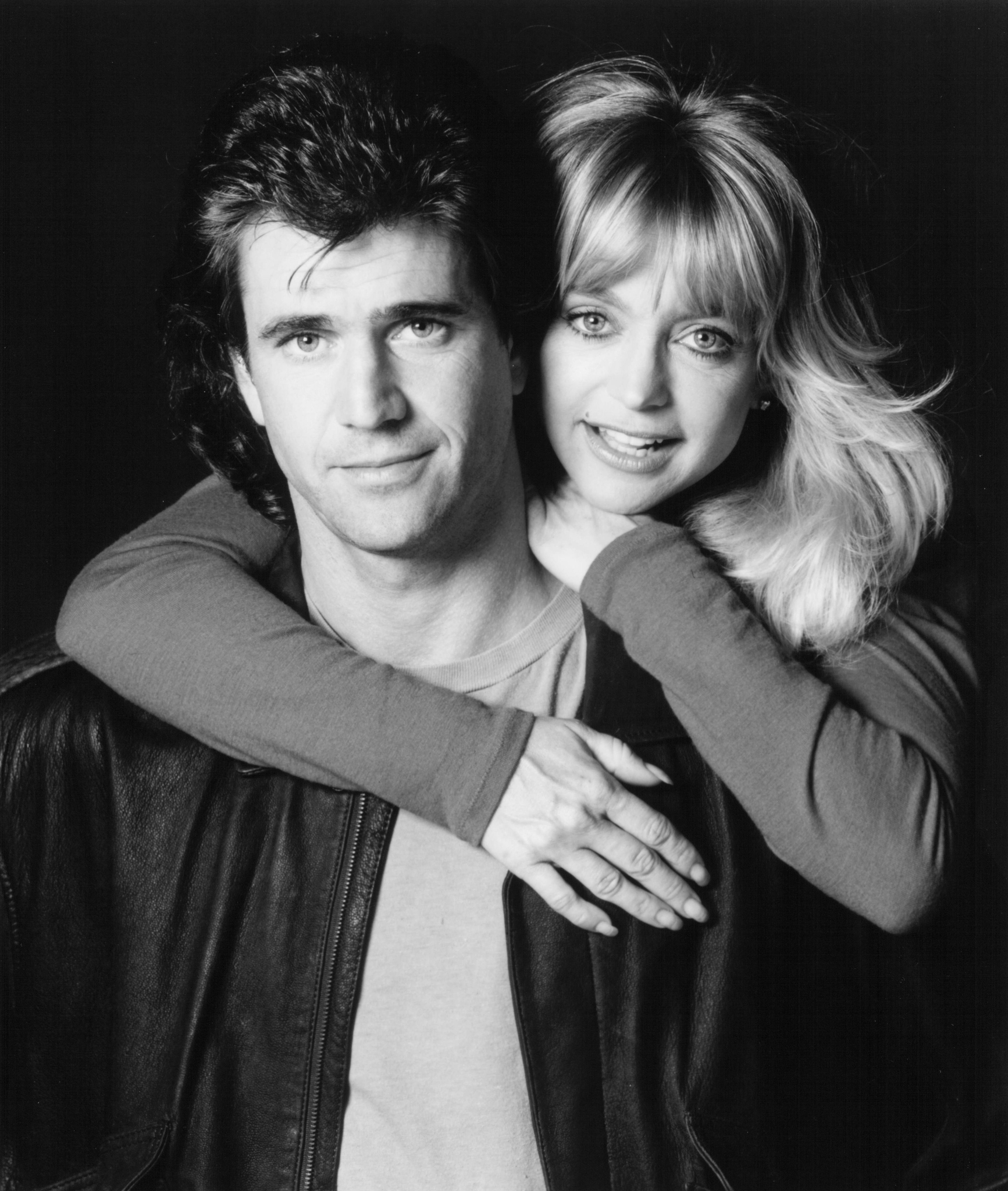 Mel Gibson and Goldie Hawn in Bird on a Wire (1990)