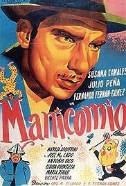 Manicomio Poster