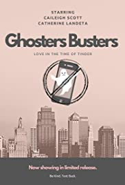 Ghosters Busters! Poster