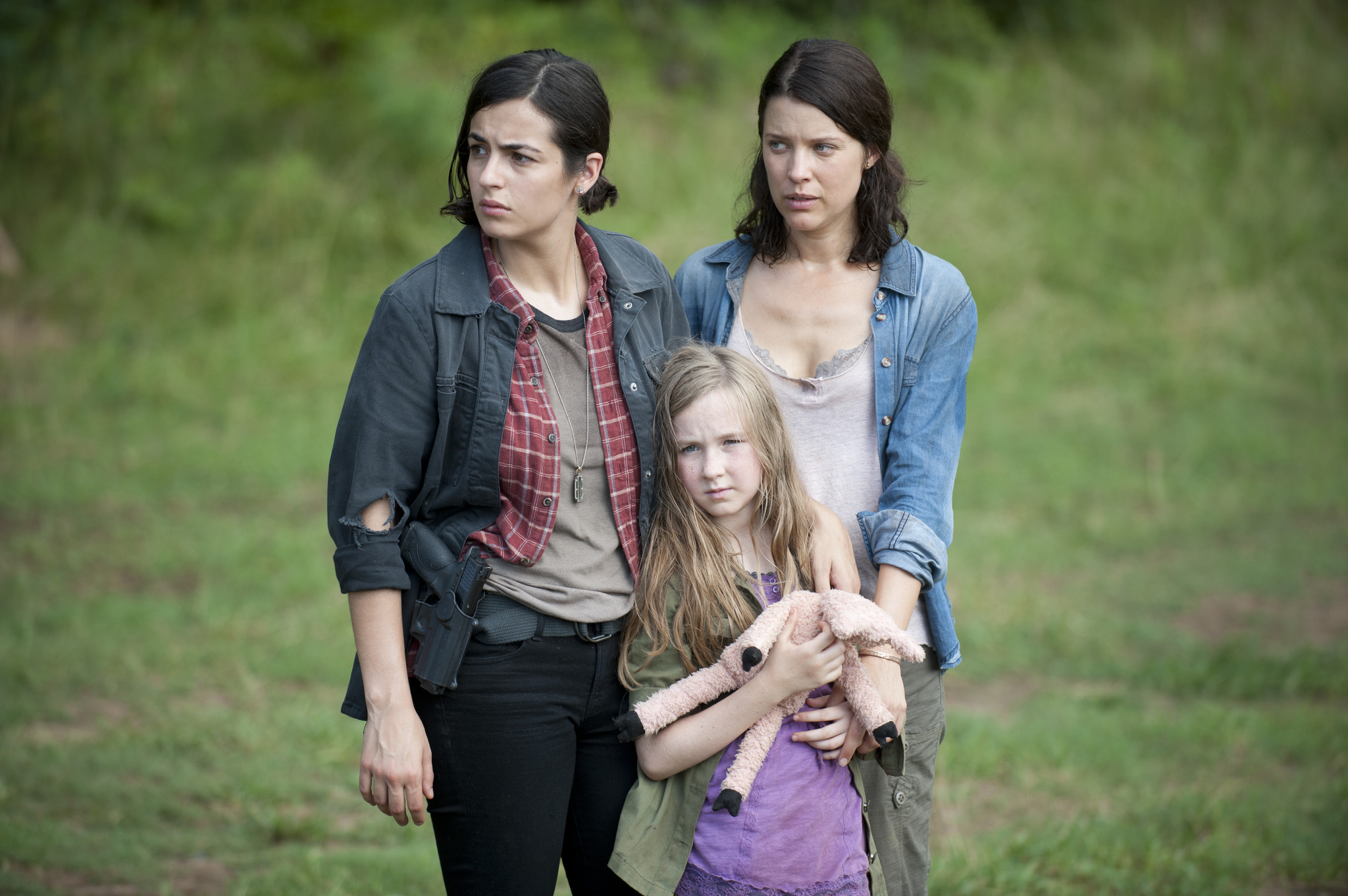 The Walking Dead 4×07 – Peso muerto