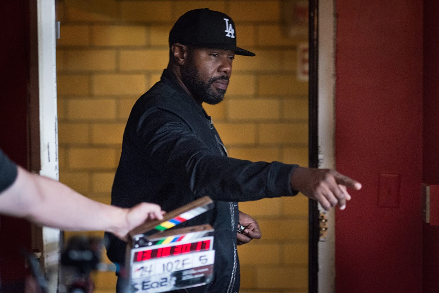 Antoine Fuqua in The Equalizer 2 (2018)