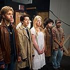 Nina Winkler, Vivien Elizabeth Armour, Rachel Warkentin, Alyssa Lynch, and Kelli Ogmundson in Supernatural (2005)