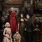 Jerry O'Connell, Portia de Rossi, Eddie Izzard, Charity Wakefield, and Mason Cook in Mockingbird Lane (2012)