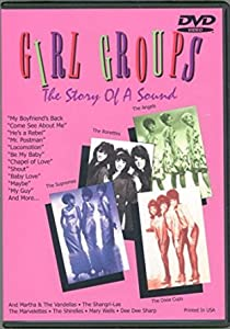 Latest english movie to watch online Girl Groups: The Story of a Sound [hddvd]