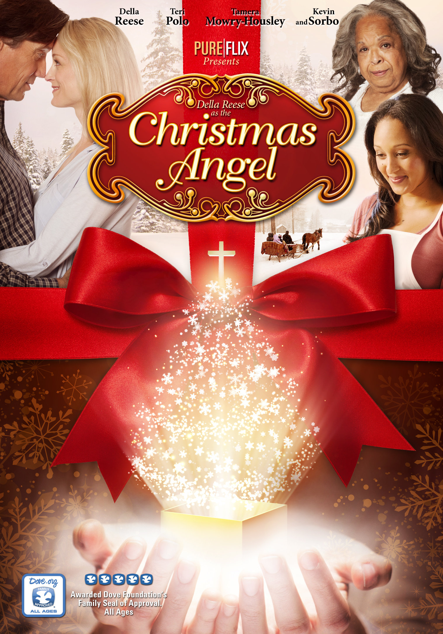 Angel Of Christmas.Christmas Angel Tv Movie 2012 Imdb
