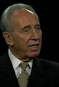 Primary photo for Shimon Peres
