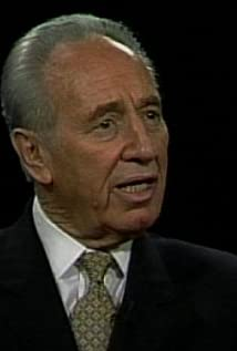 Shimon Peres Picture