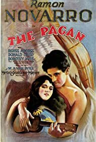 Ramon Novarro and Dorothy Janis in The Pagan (1929)