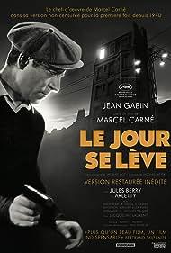 Jean Gabin in Le jour se lève (1939)