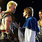 Steve Zahn, Ryan Kwanten, Summer Glau, and Brett Gipson in Knights of Badassdom (2013)