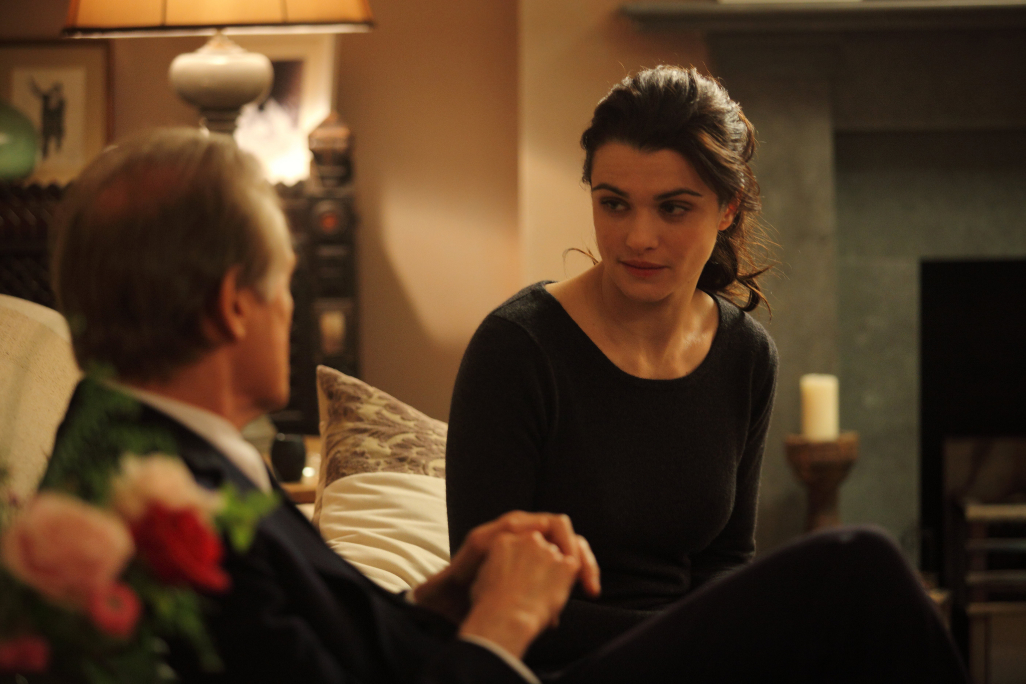 Rachel Weisz and Bill Nighy in Page Eight (2011)