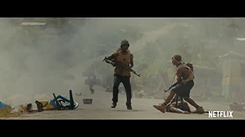 A drama based on the experiences of Agu, a child soldier fighting in the civil war of an unnamed African country.