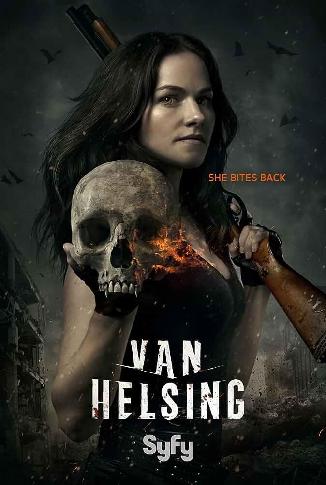 Van Helsing Season 3 Web-DL 480p 720p 1080p [Episode 7 Added]