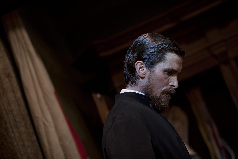 Christian Bale in Jin ling shi san chai (2011)