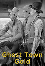Ghost-Town Gold Poster