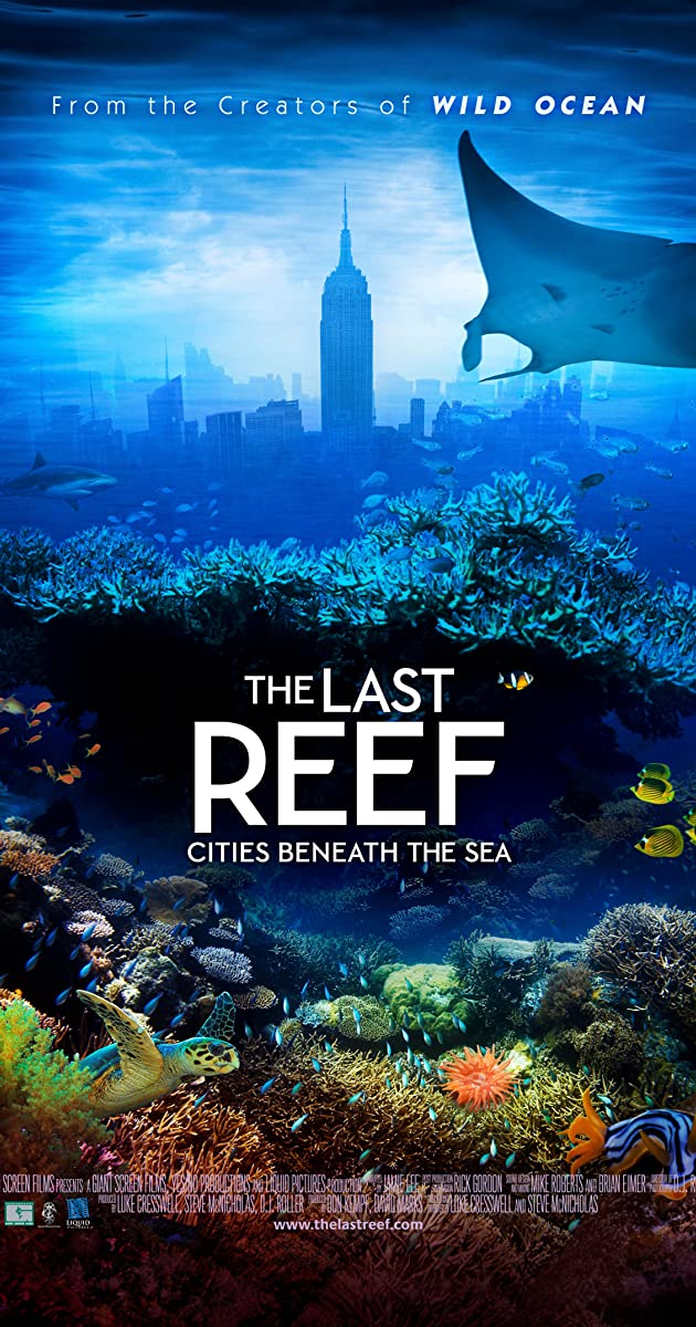 Subtitle of The Last Reef 3D