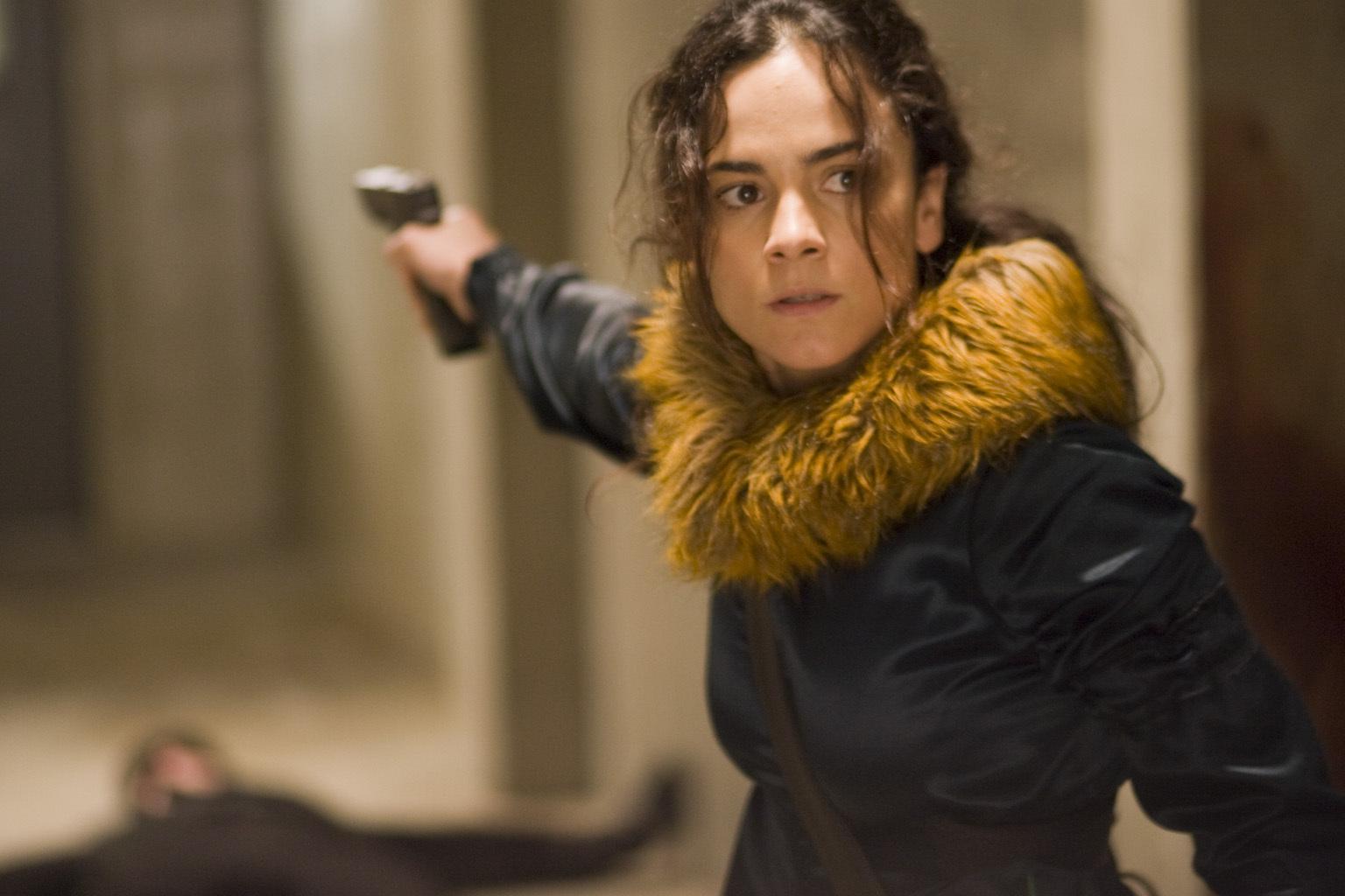 Alice Braga in Repo Men (2010)