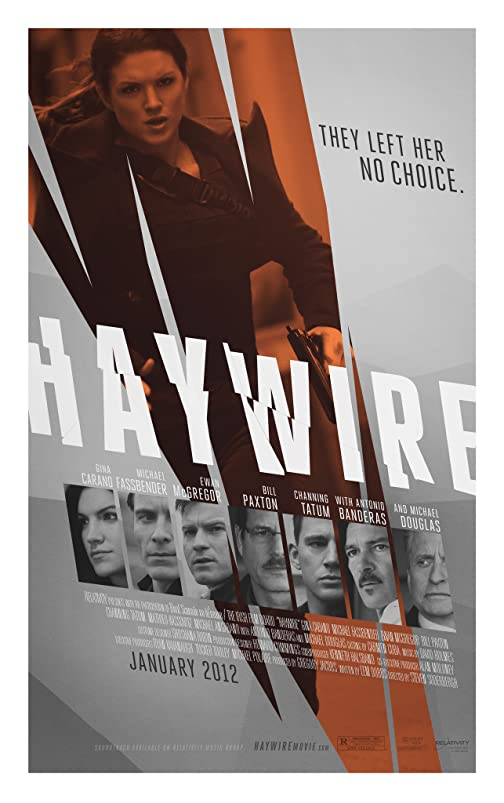 Haywire (2011) Hindi Dubbed