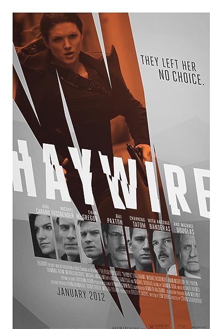 Film: Çapraz Ateş - Haywire