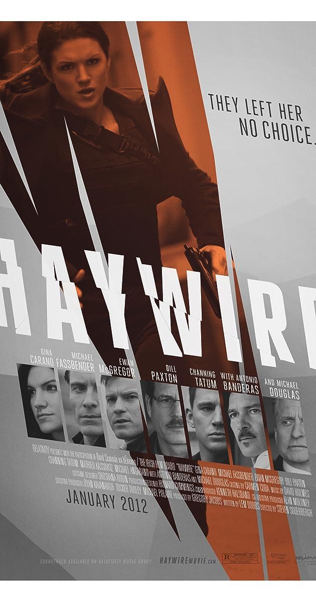 Haywire 2011 Movie poster