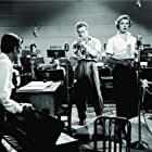 Doris Day, Kirk Douglas, and Hoagy Carmichael in Young Man with a Horn (1950)
