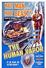 The Human Vapor (1960) Poster - Movie Forum, Cast, Reviews