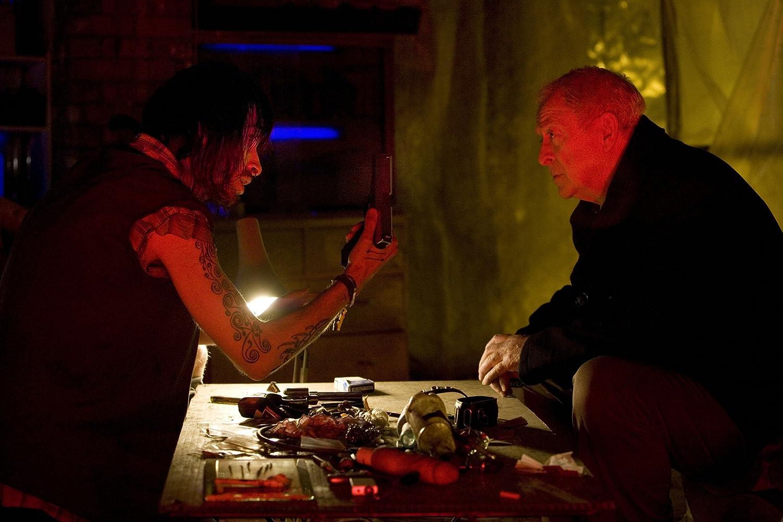 Michael Caine and Joseph Gilgun in Harry Brown (2009)