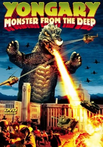 Yongary, Monster from the Deep (1967) Hindi Dubbed