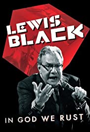 Lewis Black: In God We Rust Poster