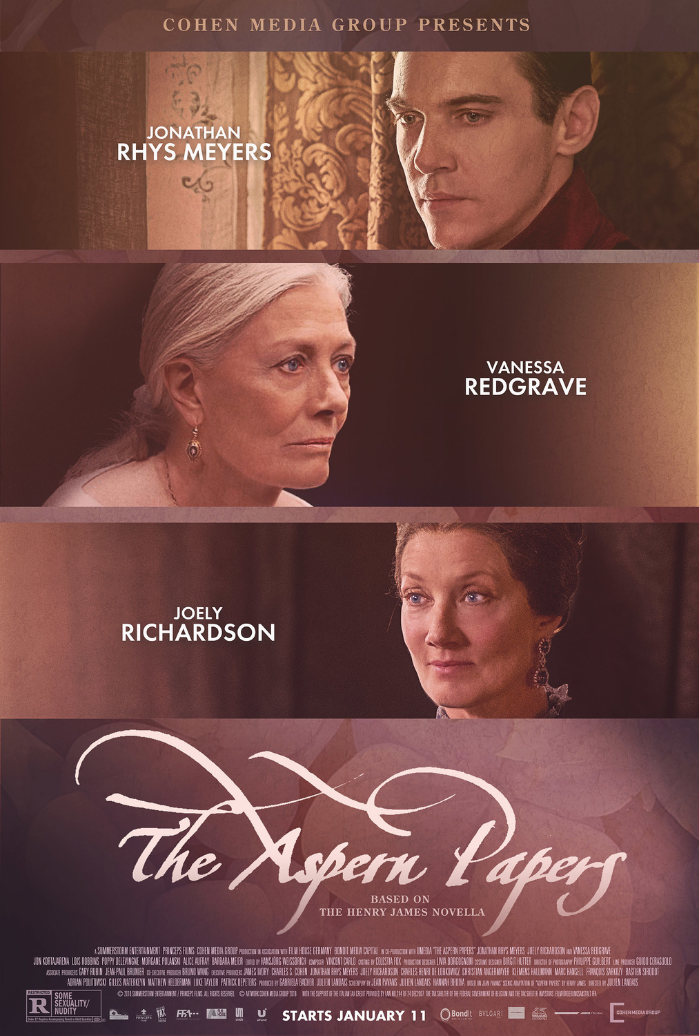 The Aspern Papers (2018) BluRay 720p & 1080p