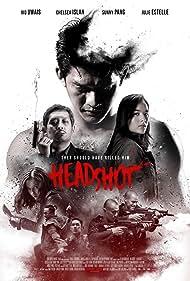 Sunny Pang, Julie Estelle, Zack Lee, Iko Uwais, Very Tri Yulisman, Chelsea Islan, and David Hendrawan in Headshot (2016)