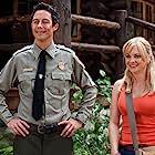 Tom Cavanagh and Anna Faris in Yogi Bear (2010)