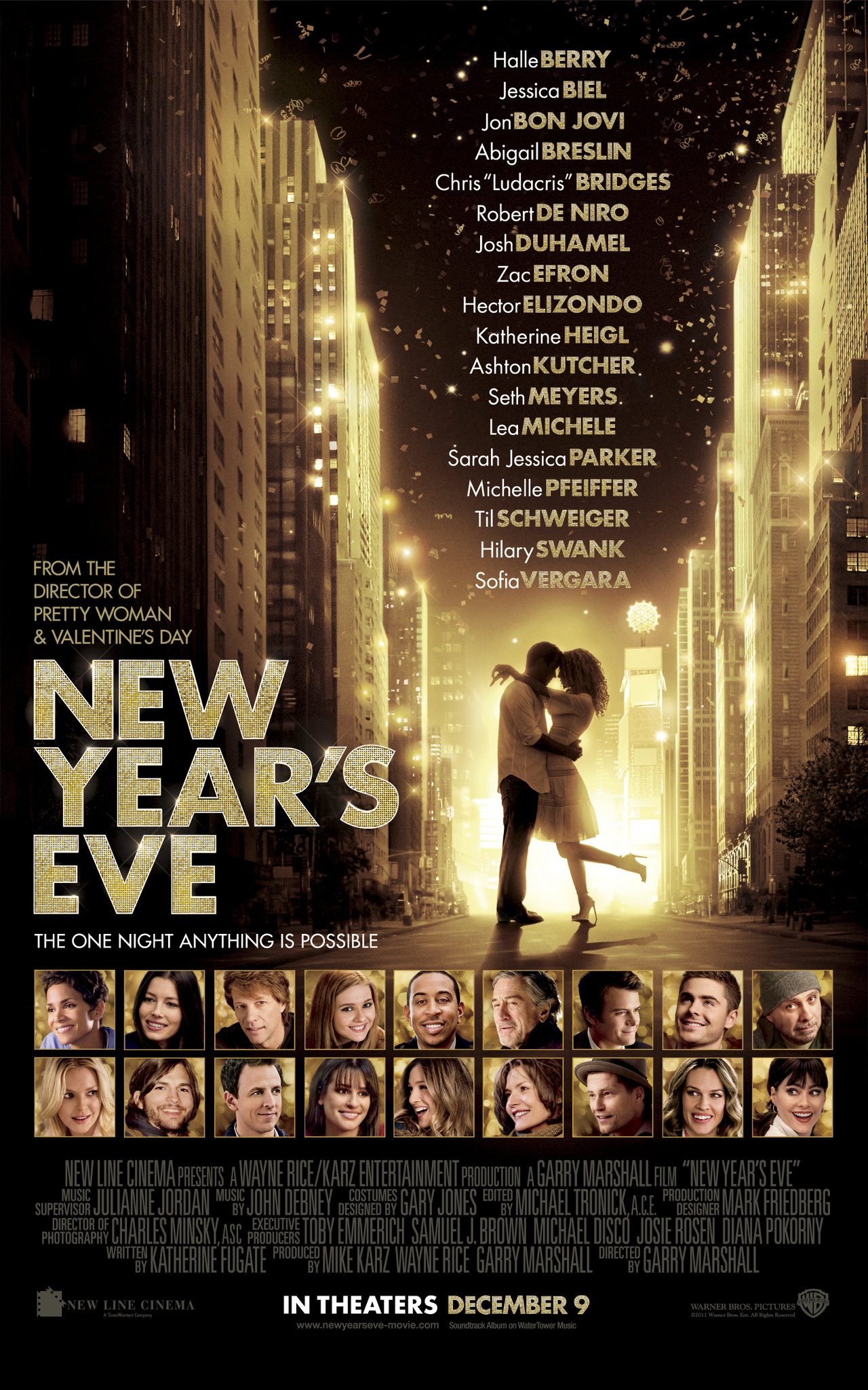 New Year's Eve (2011) - IMDb
