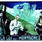 Erich von Stroheim, Francelia Billington, and Gibson Gowland in Blind Husbands (1919)