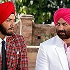 Bobby Deol and Sunny Deol in Yamla Pagla Deewana (2011)