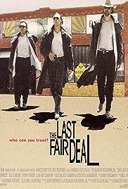 Last Fair Deal Poster