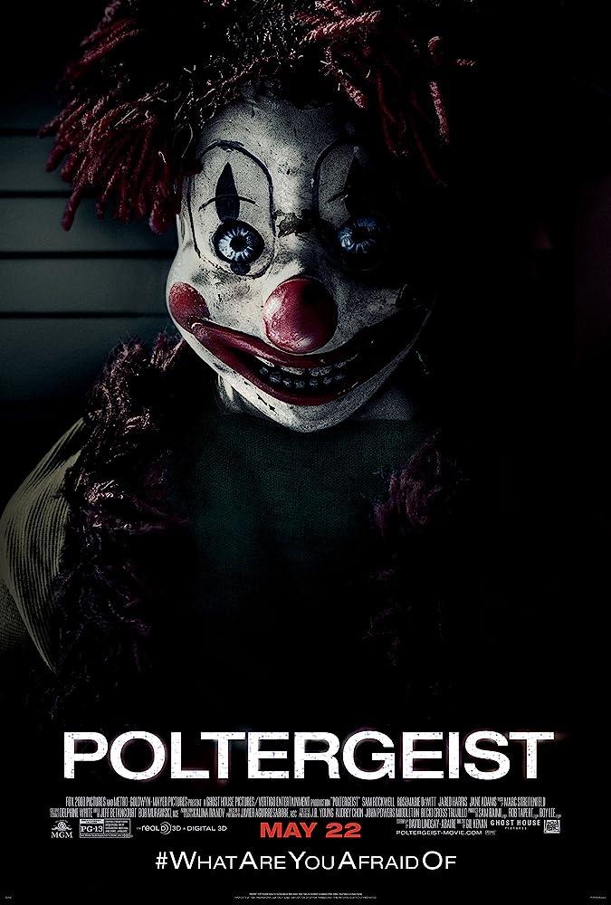 Sam Rockwell and Rosemarie DeWitt in Poltergeist (2015)