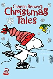 charlie browns christmas tales poster