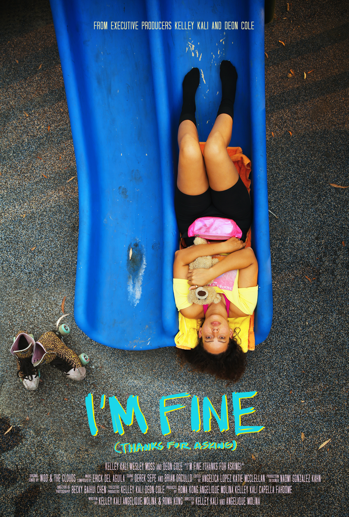 watch I'm Fine (Thanks for Asking) on soap2day