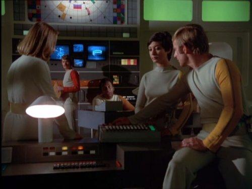 Cosmos 1999: Alpha Child   Season 1   Episode 7