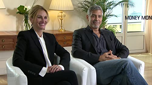 George Clooney and Julia Roberts Reunite for 'Money Monster'