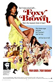 Pam Grier in Foxy Brown (1974)