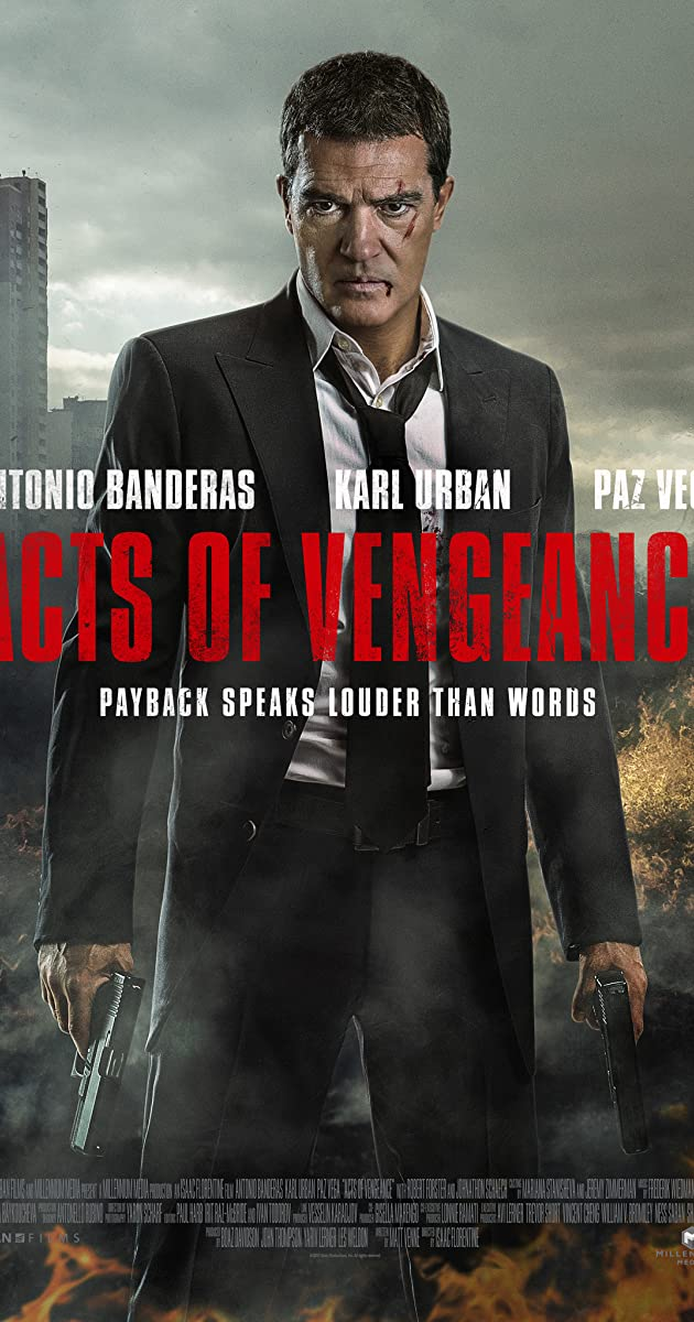 Acts of Vengeance (2017) - IMDb